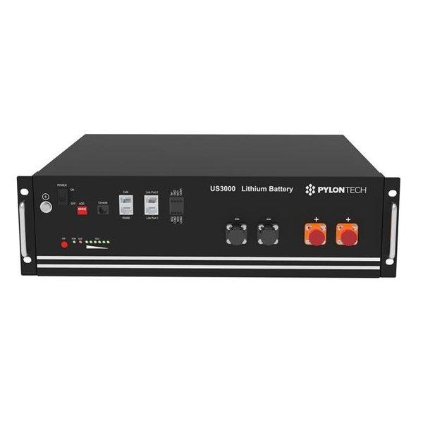 Аккумуляторный блок Pylontech US3000 (3,5 кВт*ч / 48 В)