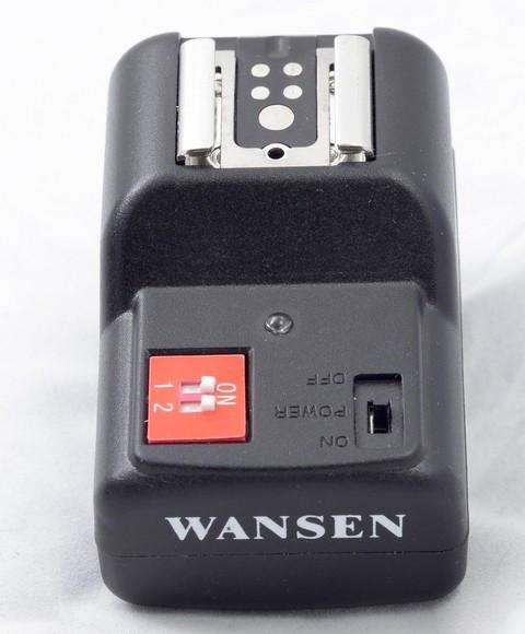 WANSEN PT-04GY живое фото