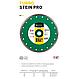 Круг алмазний відрізний 1A1R Turbo 125x2,2x8x22.23 Baumesser Stein PRO, фото 5