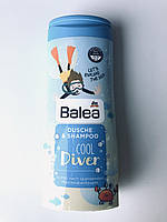 Шампунь - гель для душа Balea Cool Diver, 300 ml