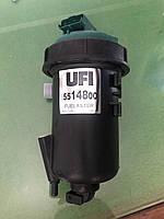 Фільтр паливний UFI Ситроен, Пежо, Фиат, - 5514800