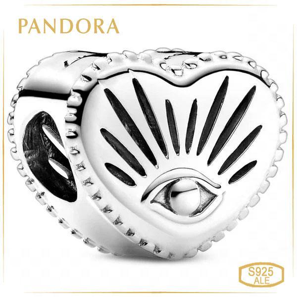 Пандора Шарм Зірке серце Pandora 799179C00
