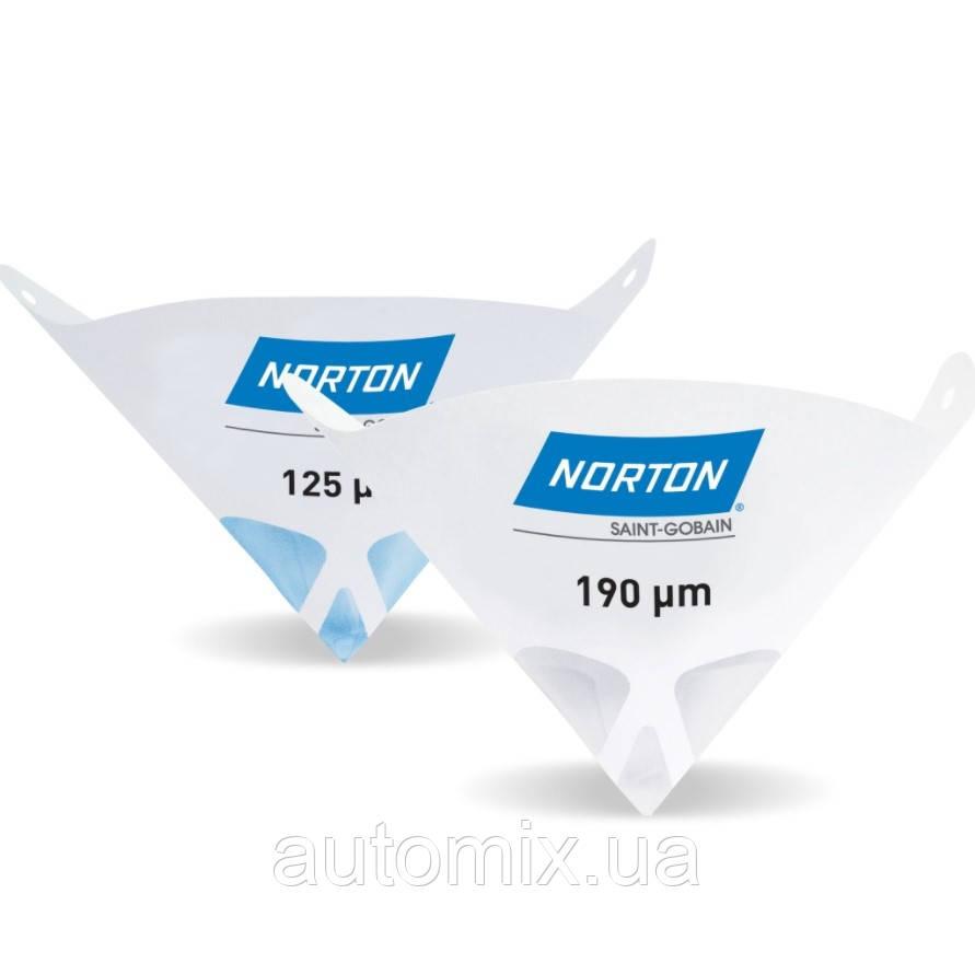 Сетчатый фильтр для краски Norton 190 мкм