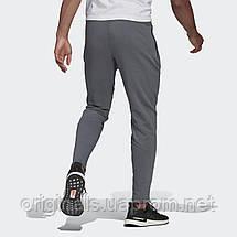 Мужские брюки adidas Sportswear Tapered GM6505 2021, фото 2