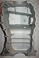 Піддон картера двигуна Логан ф1, ф2 8-клап. GROG Корея, фото 1