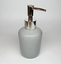 Дозатор для жидкого мыла настольный керамический