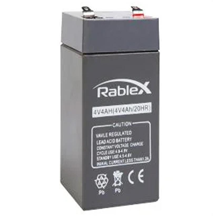 Аккумулятор RABLEX 4V 4Ah