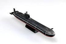 "АПЛ типа ""Тайфун"". Сборная модель подводной лодки в масштабе 1/700. HOBBY BOSS 87019, фото 2"