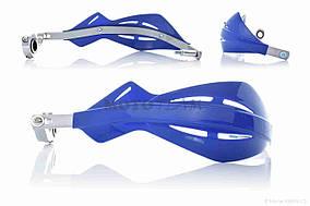 Защита рук  мото  #14  синие  FHS