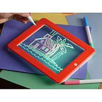Детский планшет для рисования графический magic pad deluxe