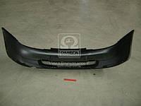 Бампер передний без отверстия противотуманных фар ВАЗ 1118 (Россия). 1118-2803015-72