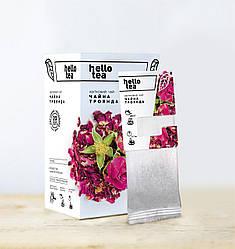 Чай чайная роза Hello Tea 20 пак
