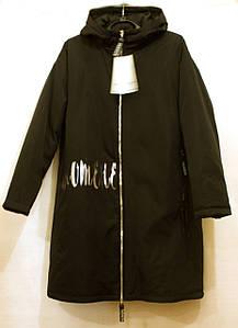 Демісезонна куртка з каптуром (L-2XL)