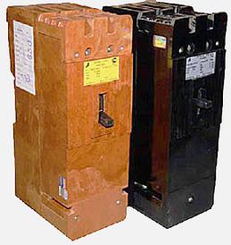 Выключатель А3716 фуз 125, 160 ампер