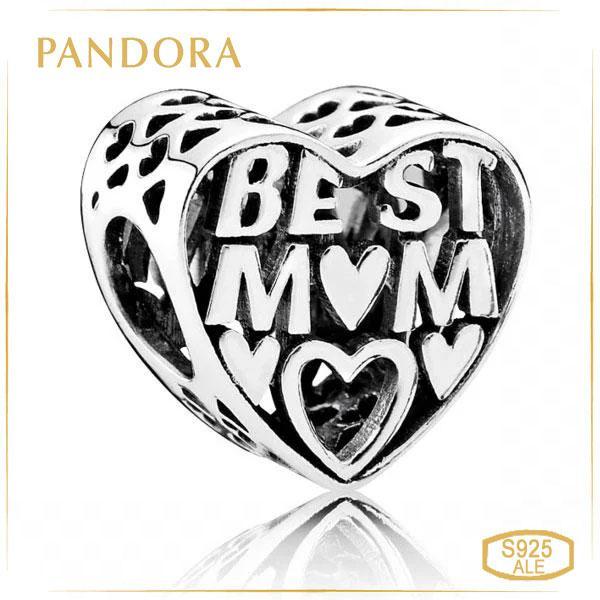 Пандора Шарм Найкраща мама (Best Mam) Pandora 791882