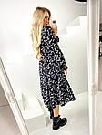 Женское платье с цветочным принтом, фото 6