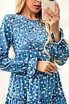 Женское платье с цветочным принтом, фото 9
