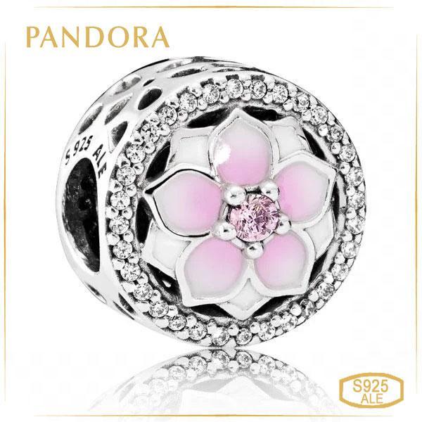 Пандора Шарм Магнолія Pandora 792085PCZ