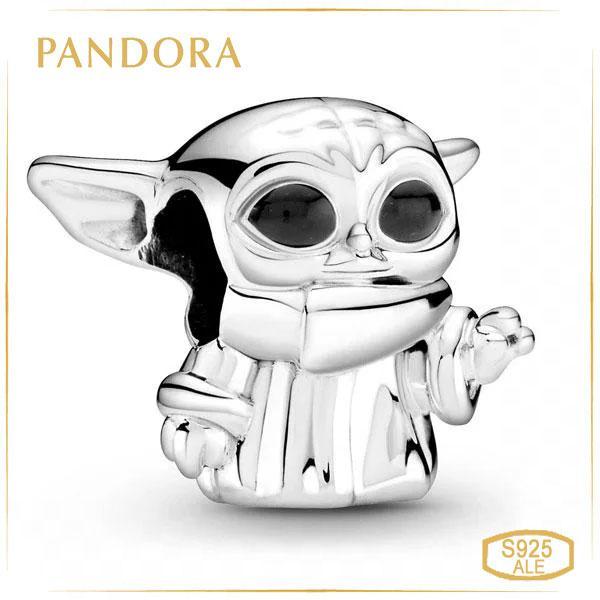Пандора Шарм Малыш Йода Звездные войны Pandora 799253C01