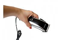 Машинка для стрижки волос Gemei GM - 1001 | Универсальная парикмахерская электрическая машинка Gemei