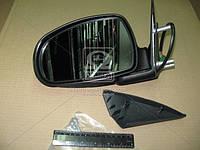 Зеркало боковое левое с электроприводом регул. обогрев. ВАЗ 1118 (ДААЗ). 11180-820100523