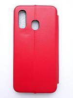 Чохол книжка Original Samsung A40 Gold