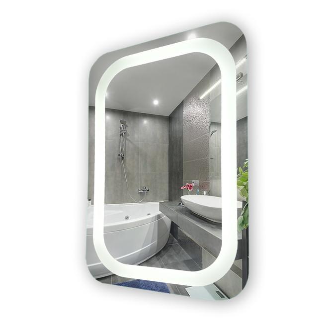 Зеркало LED (60*80*2,5см) VZ-AL-D18 с сенсором