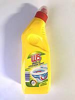 Жидкость W5 антибактериальная для очистки туалета, 1 l