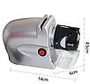 Электрическая точилка для ножей и ножниц от сети 220V 20 Вт, фото 2