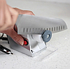 Электрическая точилка для ножей и ножниц от сети 220V 20 Вт, фото 4