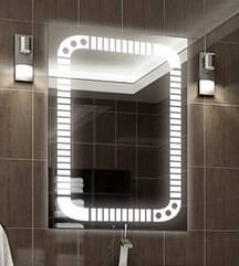 Зеркало LED (60*80*2,5см) VZ-AL-D22