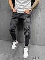 Чоловічі джинси 2Y Premium 5812 antracit, фото 1