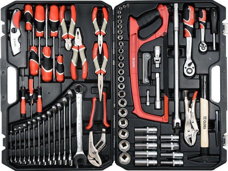 Набор инструмента для ремонта авто YATO YT-38911