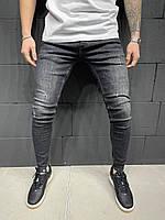 Чоловічі джинси 2Y Premium 5859 grey, фото 1