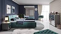 Спальня Bellagio серая