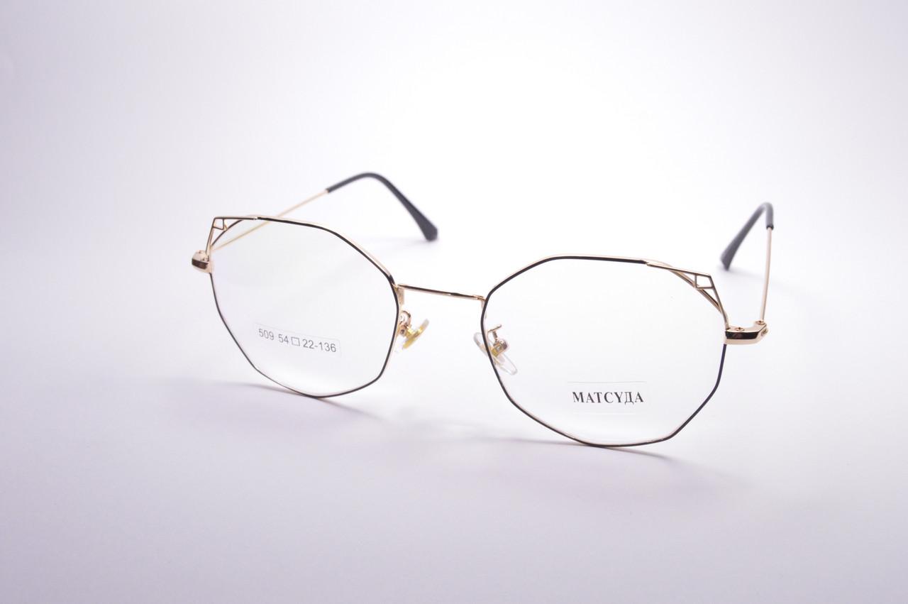 Стильные очки для работы за компьютером MATSUDA Blue Blocker (509 к)