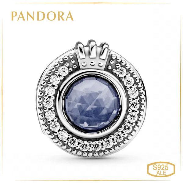 "Пандора Шарм ""Сяюча монограма Pandora"" 799058C01"