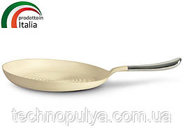 Сковорода TVS Liquida 28х28 см, гриль (6374324)