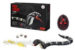 Робот Same toy Настоящая кобра на радиоуправлении серая (8808A-BUT)
