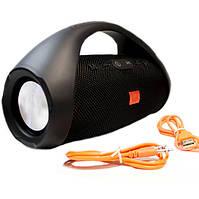 Беспроводная портативная колонка Boombox mini black