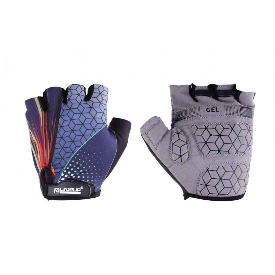 Спортивные перчатки Liveup WOMEN MULTI SPORT GLOVES (Размер - M)