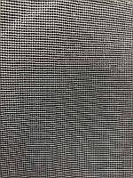 Елегантний молочний тюль з фатину з вишивкою молочного кольору на кімнат, висота 3 м, фото 7