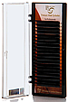 Черные ресницы I-Beauty 0,12 LD 12мм, фото 2