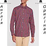 Рубашка в клетку мужская Pierre Cardin из Англии - на длинный рукав, фото 3