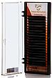 Черные ресницы I-Beauty 0,15 L 9мм, фото 2