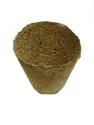 Торфяной горшок круглый 6х6 см Украина