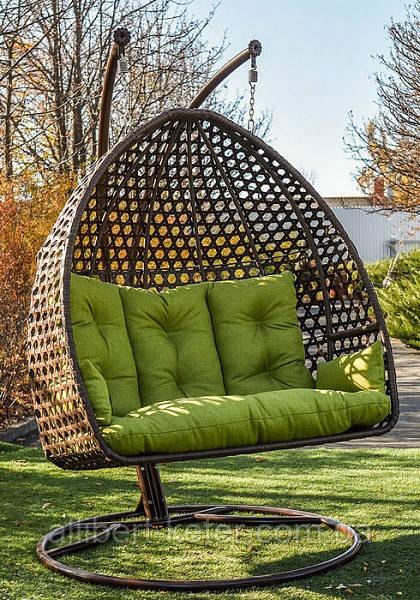 Підвісне крісло кокон Дабл Нью Преміум