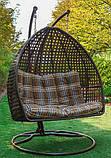 Підвісне крісло кокон Дабл Нью Преміум, фото 4