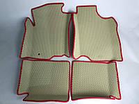 Автомобильные коврики EVA на MITSUBISHI LANCER 9 3D (2000-2009)