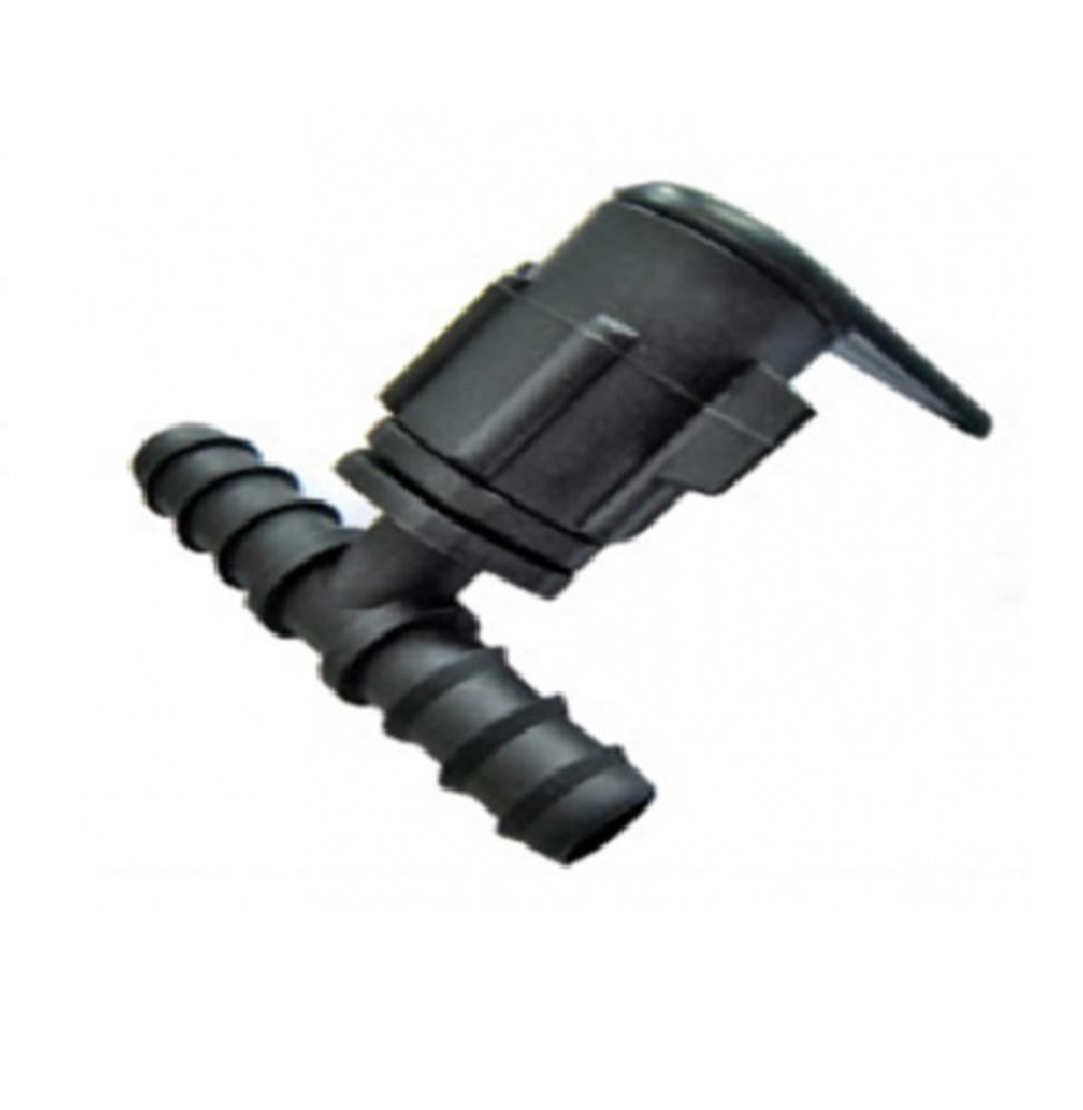 Трійник для садових трубки під рукав Lay Flat SL 022